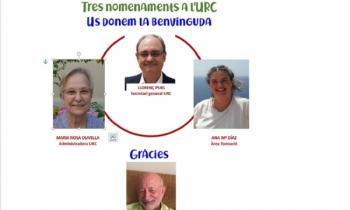 Nombramientos URC