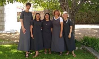 Nueva Superiora General de las Misioneras Oblatas de María Inmaculada