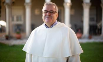 Reelegido Fray Jesús Díaz Sariego como prior provincial de los dominicos de la Provincia de Hispania