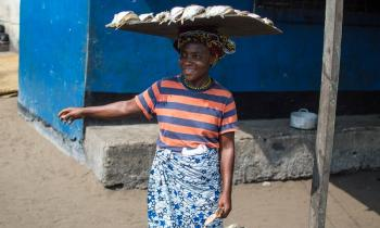Campaña para la formación de 60 mujeres de New Kru Town, en Monrovia (Liberia)